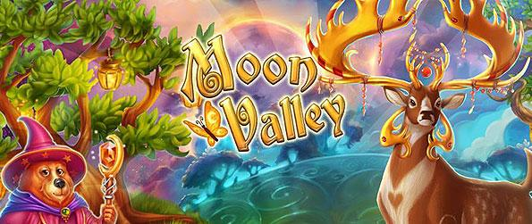 Moon Valley - Get to explore the magical world of Moon Valley, and have it once again prepped up for people to see.