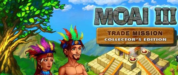Moai 3: Trade Mission - Play this fantastic time management game that takes the critically acclaimed series a step further.
