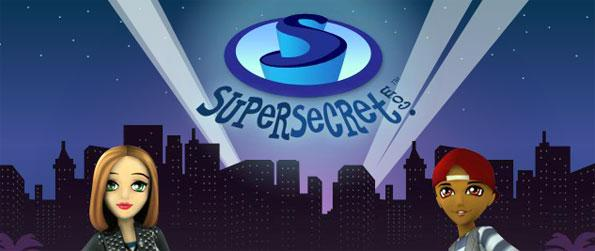 Supersecret - Dive into an awesome game world that's full of opportunities and enjoyment.