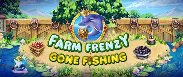 Farm Frenzy: Gone Fishing - Play this epic continuation of the fun filled time management series that has gotten countless players hooked.