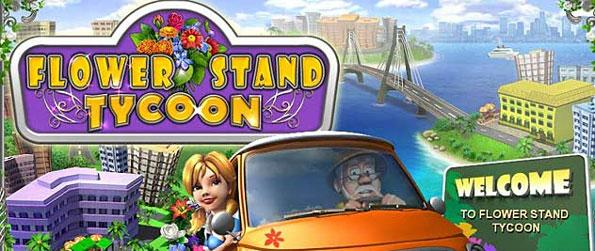 Flower Stand Tycoon - Play this high quality time management game that's sure to provide a refreshing experience.