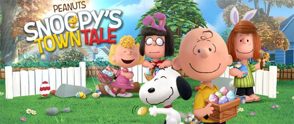 Peanuts: Snoopy's Town Tale - Play this highly addictive city builder game that's set in the universe of one the hugely popular comic / cartoon series.