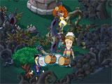 Once Upon A Night: clearing land