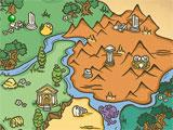 Weather Lord: Legendary Hero map