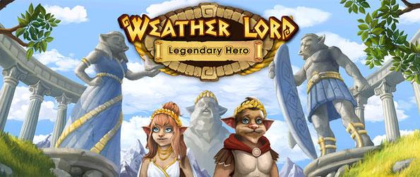 Weather Lord: Legendary Hero - Use the power of the wind, sun and rain to overcome all the foes that stand in your path.