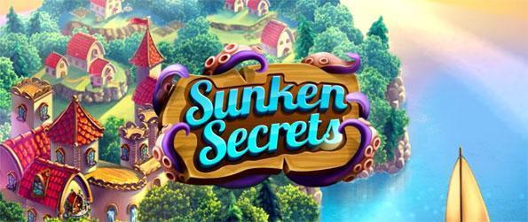 Sunken Secrets - Enjoy this unique and highly addictive farming game that'll have you hooked.
