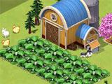 Managing a farm in Lily City