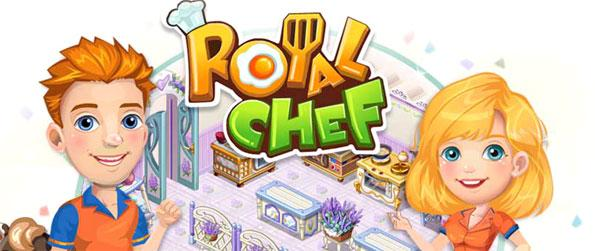 Royal Chef - Grow your restaurant into a hard-working cash machine.
