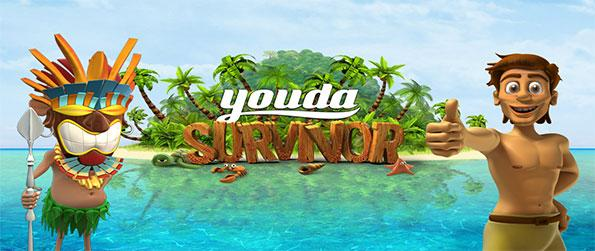 Youda Survivor - Fulfill the prophecy and become the one that will save the island in this fun-filled, time management game, Youda Survivor!