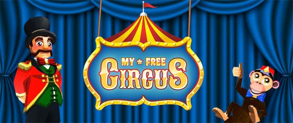 My Free Circus - It's show time, folks! Put on a marvelous show in your very own circus in this brand new simulation game from Upjers, My Free Circus!