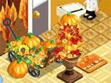 Decorations in Restaurant Story