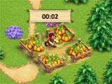 Gnomes Garden 2 Harvesting Food