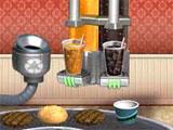 Shakes in Burger Fever