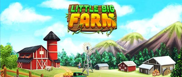 Little Big Farm - Manage your own farm and make a living in Little Big Farm.