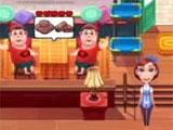 Cooking Story - Anna's Journey: Taking orders