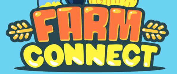 Farm Connect - Connect two farm-themed tiles with the same icons together in this fun connect-2 game!