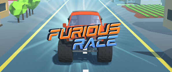 Furious Race - Vigilantes Vs. Outlaws - Fire at pursuing enemies in Furious Race and fend off all kinds of crazy maniacs!