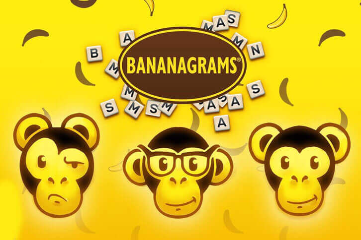 Asmodee Digital brings Bananagrams to iOS and Android - Available now!