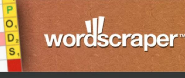 Wordscraper - If you're simply interested in playing a word game, Wordscraper is more than enough. The ability to play with real people is a great experience as it truly pushes you to test your word skills.