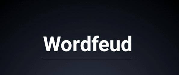 Wordfeud - Play online Scrabble with a real opponent.