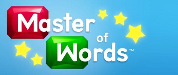 Master of Words - Form as many high-value words as you can within the time limit in this challenging word game, Master of Words!