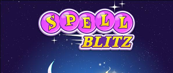 Spell Blitz - Guess as many words as you can in 90 seconds.