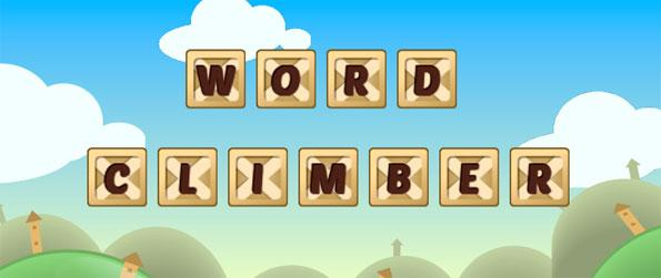 Word Climber - Climb as high as you can up the tower by guessing words.