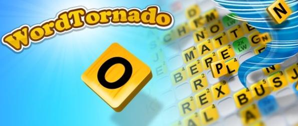 WordTornado - Enjoy The Classic Scrabble Game With A Twist!