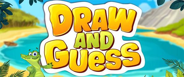 Draw and Guess Online - Draw and guess exciting words in Draw and Guess Online.