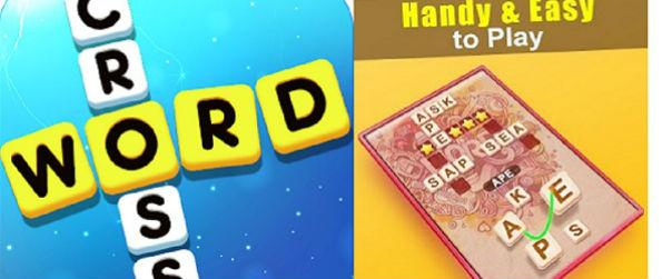 Word Cross - Word Cross gives a fresh, nice twist to a very traditional game of crossword puzzles, making it appealing to all generations of casual gamers.