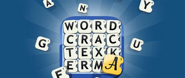 Word Crack - Experience a challenging and competitive, Ruzzle-like word puzzle gameplay in Word Crack!