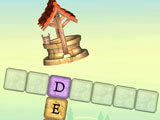 WordCrafting: Build a tower of words to reach the well