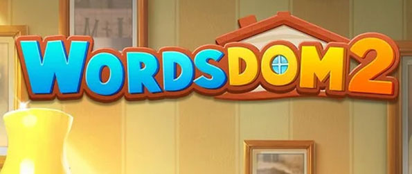 Wordsdom 2 - Swipe to link the letters and form words to solve all the puzzles in Wordsdom 2!