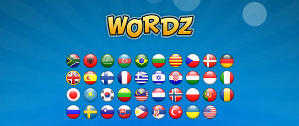 Wordz by Fugo - Find as many words as you can in