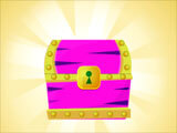 Letters Blast Treasure Chest