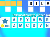 World's Biggest Crossword: Guessing Words