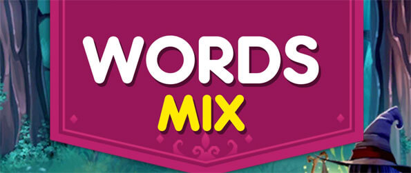 Words Mix - Guess all the words in exciting puzzles in Word Mix.