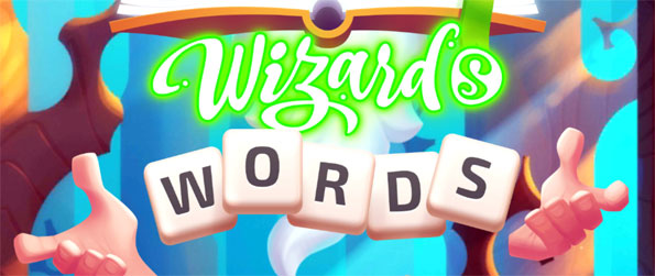 Wizard's Words - Enjoy playing a magical word game with a nice 3D twist in Wizard's Words!