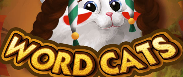 Word Cats - Help various cats become happy chefs in this fun-filled word puzzle game, Word Cats.