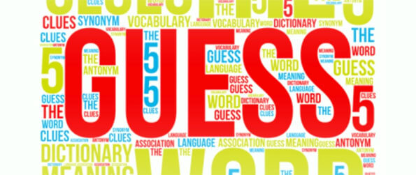 Guess the Word - Use the hints to guess the words in this addicting game that doesn't disappoint.