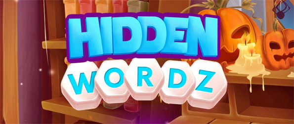Hidden Wordz - Push your vocabulary to its limits in this exciting word finding game you'll be able to sink countless hours into.