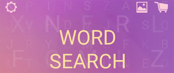 Word Search Puzzle - Challenge yourself and exercise your brain with these fun word puzzles!