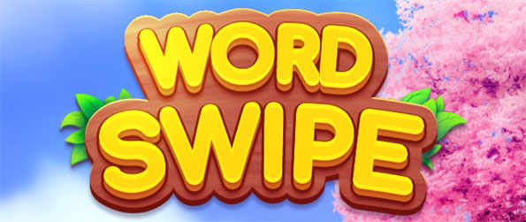 Word Swipe - Find all the words you can in this captivating word finding game that offers a refreshing experience.