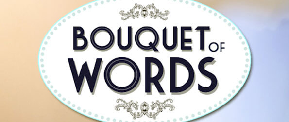 Bouquet of Words - Play this captivating word finding game that doesn't cease to impress at all.