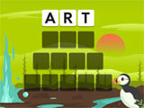 Word Tower exciting level