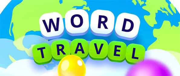 Word Travel - Enjoy this straightforward yet addicting word finding game that'll have you hooked for hours upon hours.
