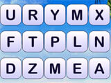 Scrolling Words gameplay