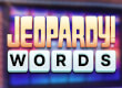 Jeopardy! Words game