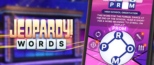Jeopardy! Words - Play this delightful word finding game that's been inspired by the insanely popular TV game show that's adored by multitudes of people across the world.