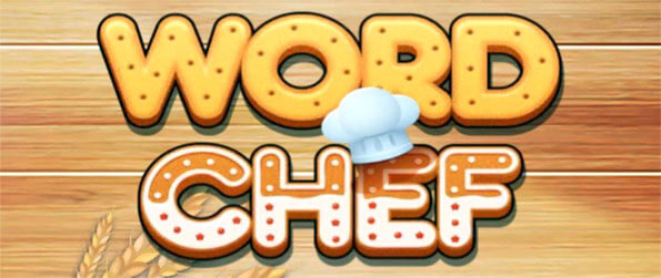 Word Chef by Doodle Joy Games - Enjoy this simple yet addicting word finding game that you can play in the comfort of your phone.